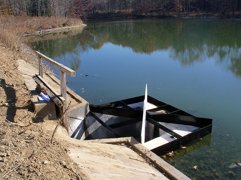 Carter Lakes Dams Repair & Rehabilitation