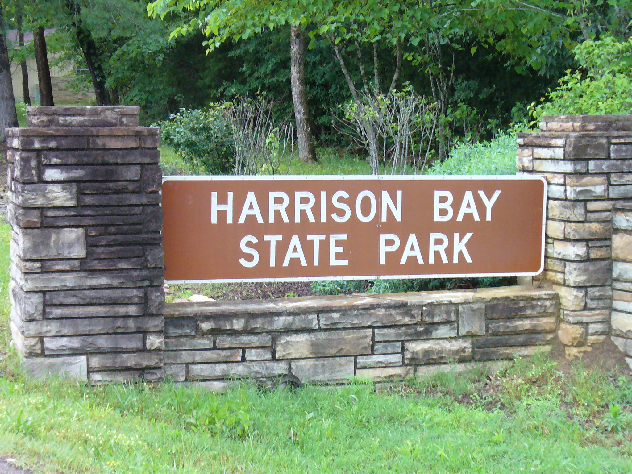 Harrison Bay State Park Sewer System Replacement
