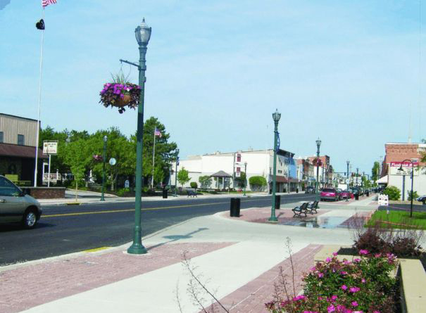Carey Streetscape
