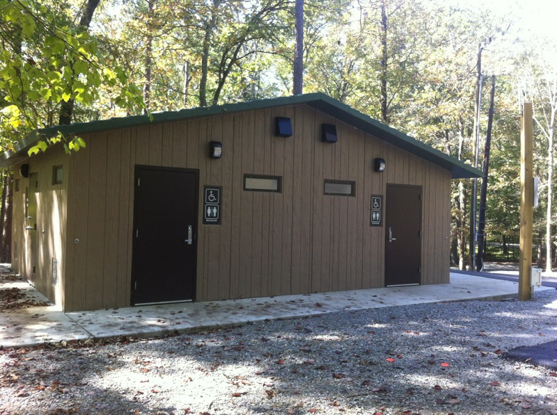 Harrison Bay Campground Upgrade