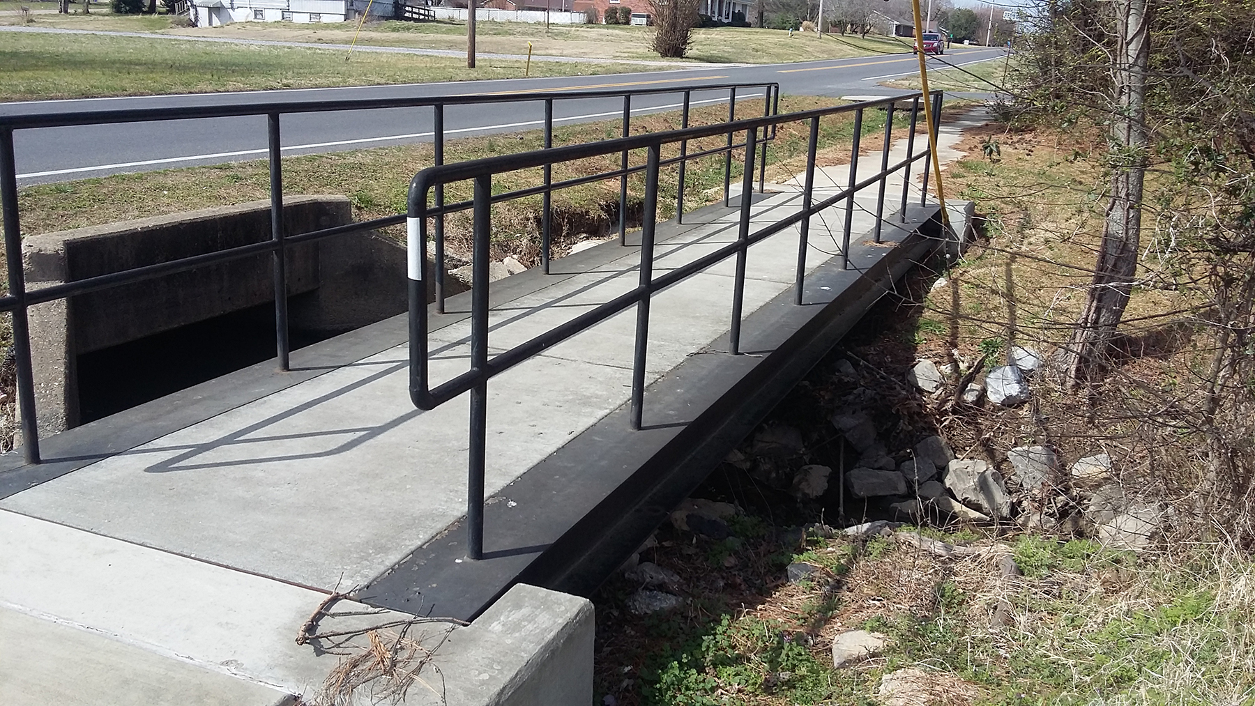 Fulton Sidewalk Bridges