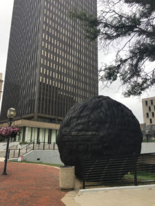 Akron Rubber Ball