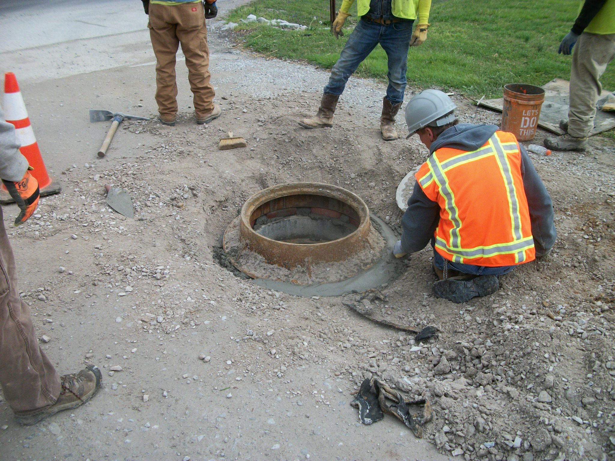 Lakeview Sewers 2