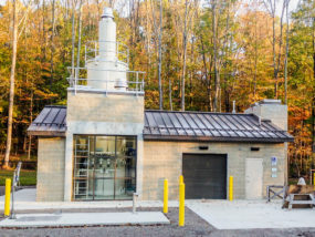 WTP front exterior